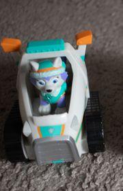 Paw Patrol Everest mit Fahrzeug