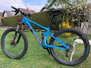 Mountainbike Cube STEREO 150 HPA