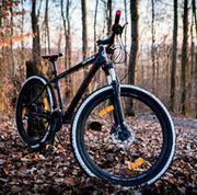 Mountainbike Fatbike Neu