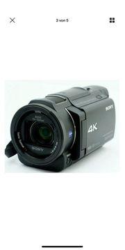 Sony FDR Ax-33 Camcorder NEU