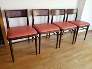 4 hochwertige Stühle