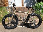 Fatbike Surly Moonlander Metallic Sand