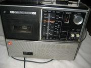 BASF CC Radio-Recorder Kassetten-Recorder Modell