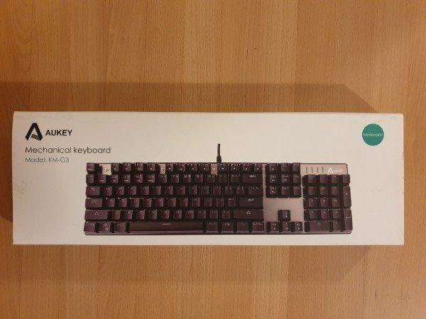 Mechanische Gaming Tastatur AUKEY