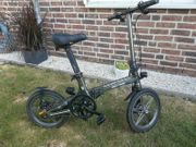 E-bike lithium Faltrad gbr neuwtg