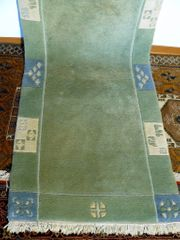Orientteppich Tibet 330x72 alt T068