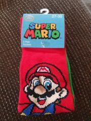 Super Mario Socken