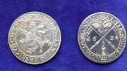 Reichstaler Hessen Kassel von 1624