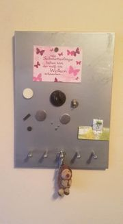 Magnetwand Magnettafel mit Magneten pinnwand