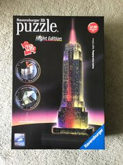 Ravensburger 3D Puzzle Empire State