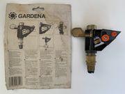 Gardena Impuls-Kreisregner Gartenregner Rasensprenger