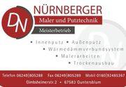 Nürnberger Maler und putztechnik