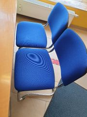 4 Bürostühle fast neu zu