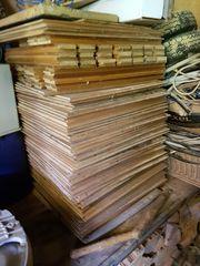 Kassettendecke Holztäferung