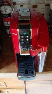 Tschibo Kaffeemaschine Tassimo Latte rot