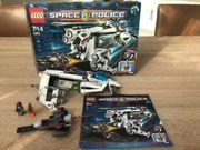 LEGO Space Police 5983 - SP-Raumgleiter