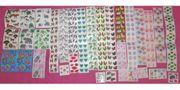 Sandylion Sticker-Abrisse mehr als 100