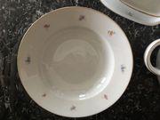 6 Suppenteller Mäser-Porzellan