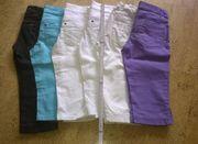 Paket 2x3St 3 4 Jeans