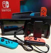Nintendo Switch mit OVP wie