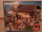 Playmobil 5422 Almhütte neuwertig