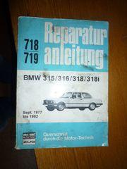 Reparaturanleitung für BMW 315 316