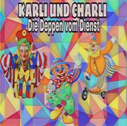 Clown Karli und Charli Kinderprogramn
