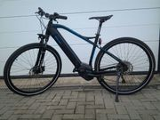 E-Cross-Bike