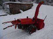 Schneefräse AEBI