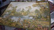 alter Wandteppich