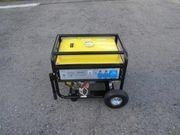 230 Volt Stromgenerator DFD 9000