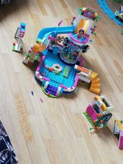 Lego Friends Schwimmbad