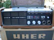 Tonbandgerät UHER Report zu verkaufen