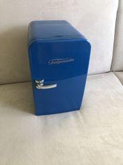 Fridgemaster Minikühlschrank blau unbenutzt