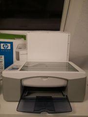 Drucker HP Deskjet F380