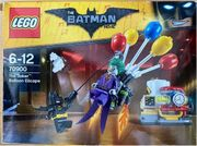 Lego Batman 70900