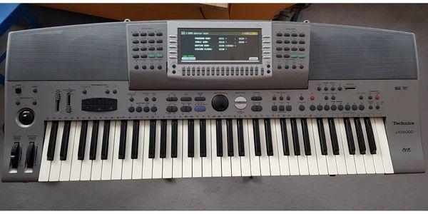 Keyboard Technics sx KN6000