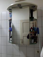 bad schrank mit spiegel