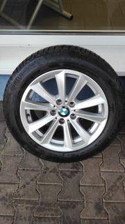 Winterräder Alu BMW 5er Conti