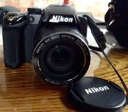 Nikon Coolpix P 500
