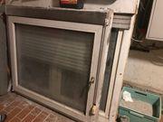 3x Fenster mit Rollladen