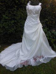 Märchenhaftes Hochzeitskleid in Gr 34