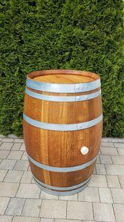 aufbereitetes Weinfass Eichenfass Holzfass Barriquefass