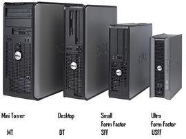 PCs über 2 GHz - Dell Optiplex SFF PC Computer