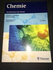 Chemiebuch für Chemiestudium