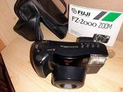 Fuji FZ 2000 Zoom Date