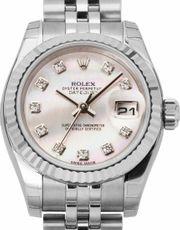Rolex Lady-Datejust 179174 Stahl Automatik