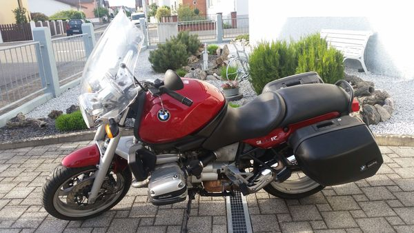 BMW R850R Sehr gut erhalten