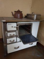 Küchenhexe alter Küchenofen Stangenofen