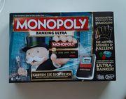 MONOPOLY Banking Ultra - NEUWERTIG